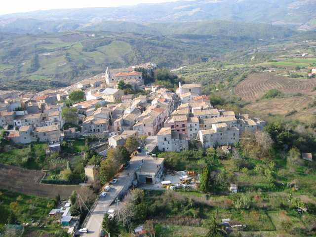 The hometown of Matteo Fiorito and Arturo Giovannitti